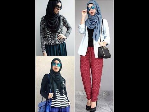 Hijab Style: Penampilan Rani Hatta yang Chic dan Kasual