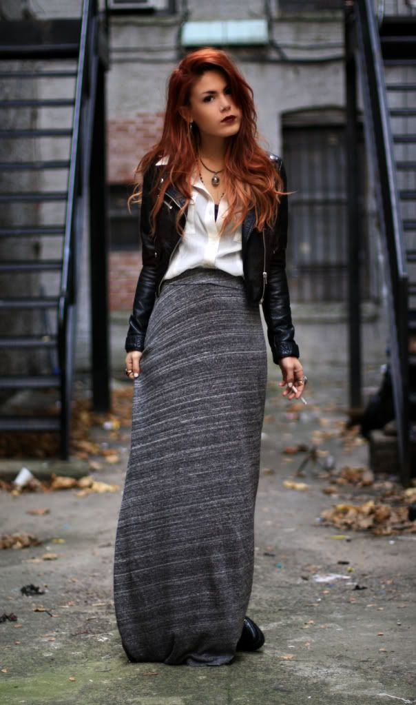 1000  ideas about Grey Maxi Skirts on Pinterest | Pleated maxi ...