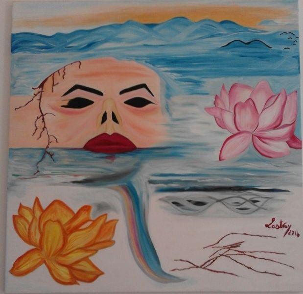 Solitude by Anna Maria Fazio