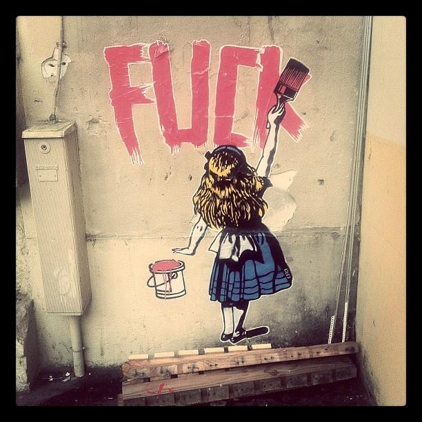 #Street #Art #Paris