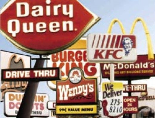 What's in the Meat We Eat at Fast Food Restaurants