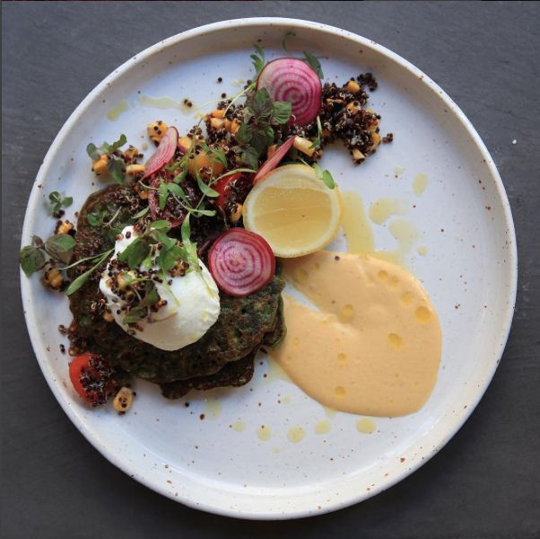 Smäk me, this health focused Scandinavian inspired restaurant is seriously cool.