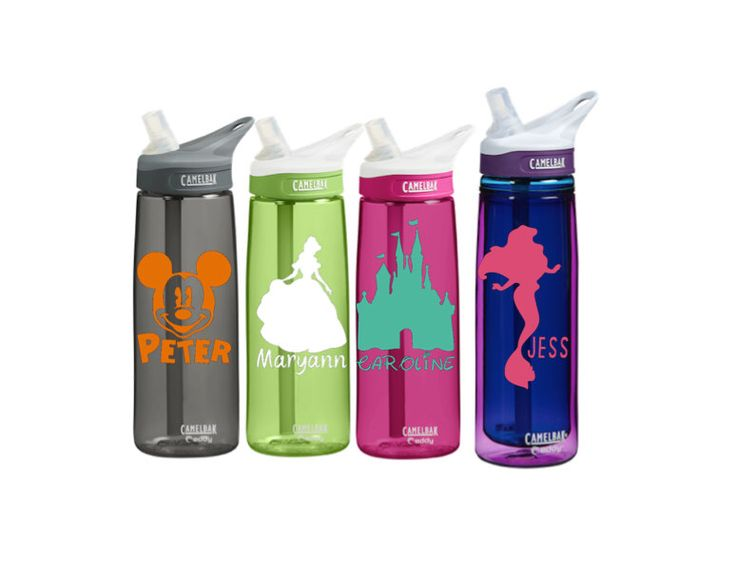 Disney Monogram Personalized CamelBak 0.75 L Eddy or 0.6 L Insulated Personalized Monogram States Water Bottle Sports bottles Name water by SmittenInAMitten on Etsy https://www.etsy.com/listing/268180368/disney-monogram-personalized-camelbak