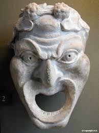 """Résultat de recherche d'images pour """"masque tragédie antique"""""""