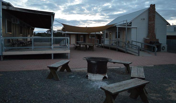 Mungo Shearers' Quarters Mungo National Park