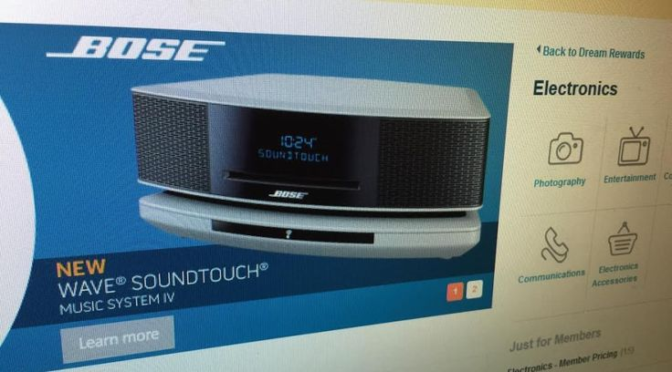 Bose music system Air Miles | Air Mikes nixes expiry, too little, too late