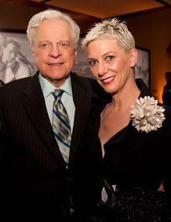 Robert Osborne and Patricia Ward Kelly, Gene Kelly's widow