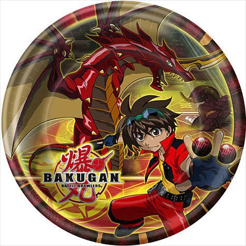 Bakugan Brawlers Birthday Party!