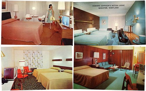 Rooms: 17 Best Images About RETRO 50s 60s 70s INTERIOR DESIGN