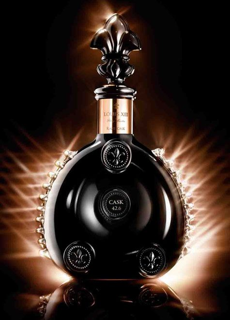 ♂ Louis XIII Rare Cask 42,6 Cognac – 100 Years in the Making