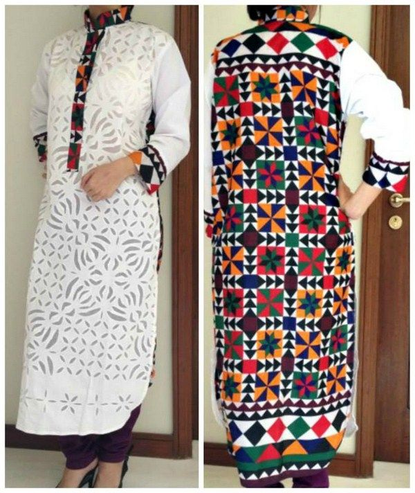 Fashionable Ladies Summer Season Kurta Collections - http://www.simpous.com/beauty-fashion-tips/fashionable-ladies-summer-season-kurta-collections.html