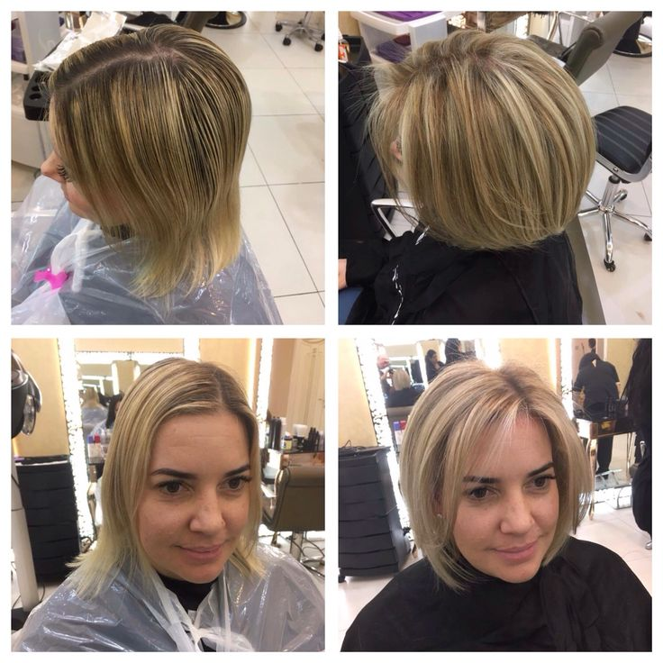 #highlights #hairstyle