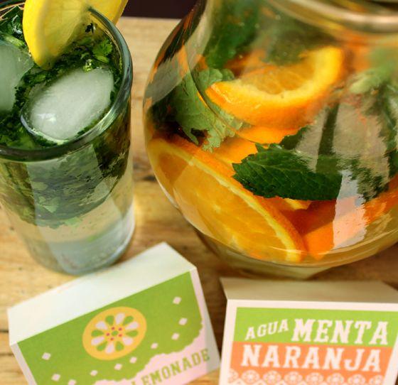 Cinco de Mayo non-alcoholic party drinksNon Alcoholic Mexican Drinks