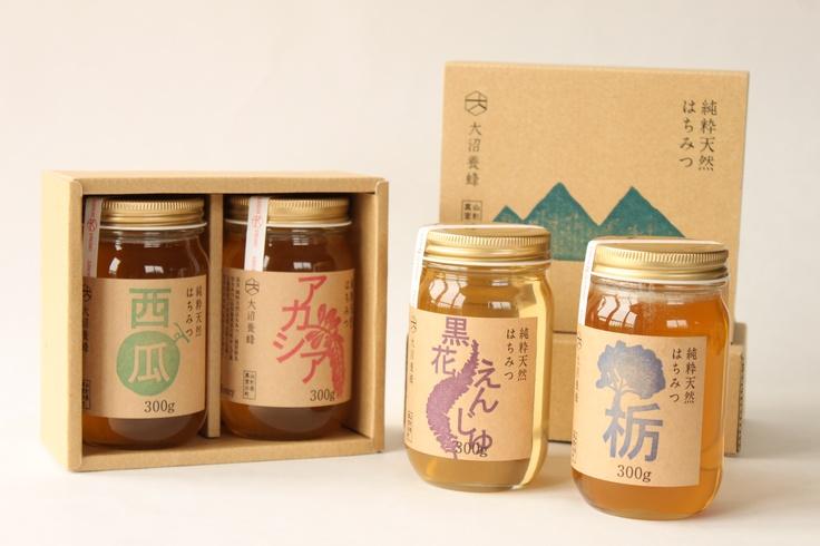 Japanese Honey