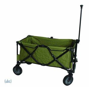 Universal Folding Trolley, now available for order at Awnings Direct. So many uses we can't even list them all. Ideal for: festivals, camping, fishing, caravanning, gardening, theme parks (put the kids in it), garden shows and more.
