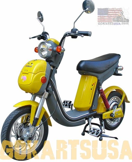 Sport E-Bike Electric Moped Scooter | MonsterMarketplace.com