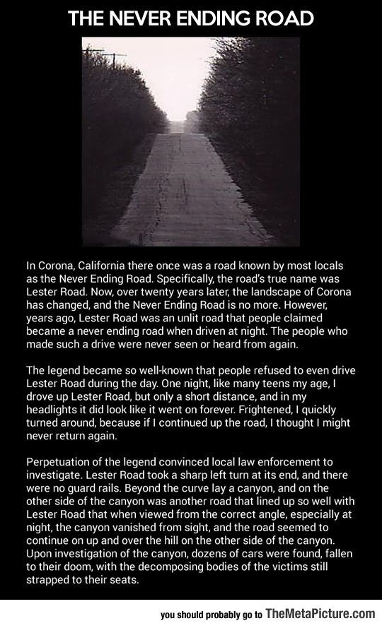 best creepy pasta images creepy stuff ha ha and  never ending road