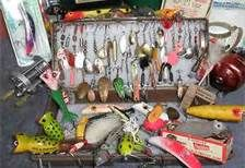 Old Fishing Tackle Boxes - Bing Images