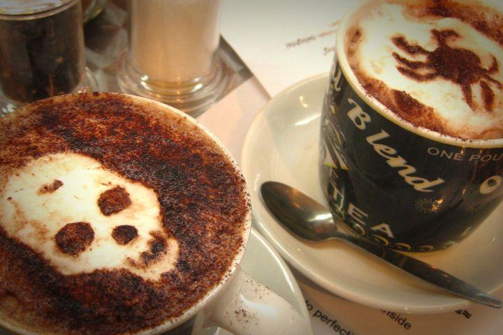 The Spooky Vegan: 31 Days of Halloween: Pumpkin Pie Hot Chocolate