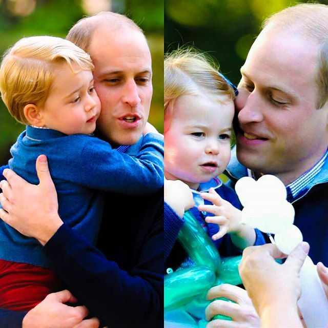 Happy Father's Day to Prince William and also all the fathers in the UK 💙󾓪 -June 18th 2017. . Photos : Prince William , Duke of Cambridge , Prince George of Cambridge and Princess Charlotte of Cambridge attend a children's party for Military families during the Royal Tour of Canada in Victoria , Canada 🇨🇦 -September 29th 2016. . William is such a proud and loving dad 😘💙💟. . #royalfamily #katemiddleton #PrinceWilliam #PrinceGeorge #PrincessCharlotte #DukeofCambridge #DuchessofCambridge…
