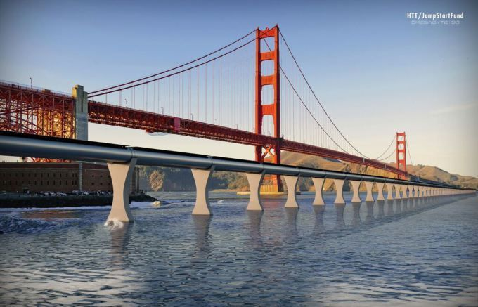 Hyperloop Transportation Technologies Breaks Ground To Make Elon Musk's Hyperloop A Reality | TechCrunch