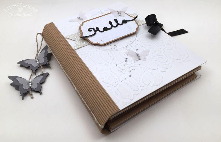 Anleitung für das Umschlag- und Karten-Minialbum