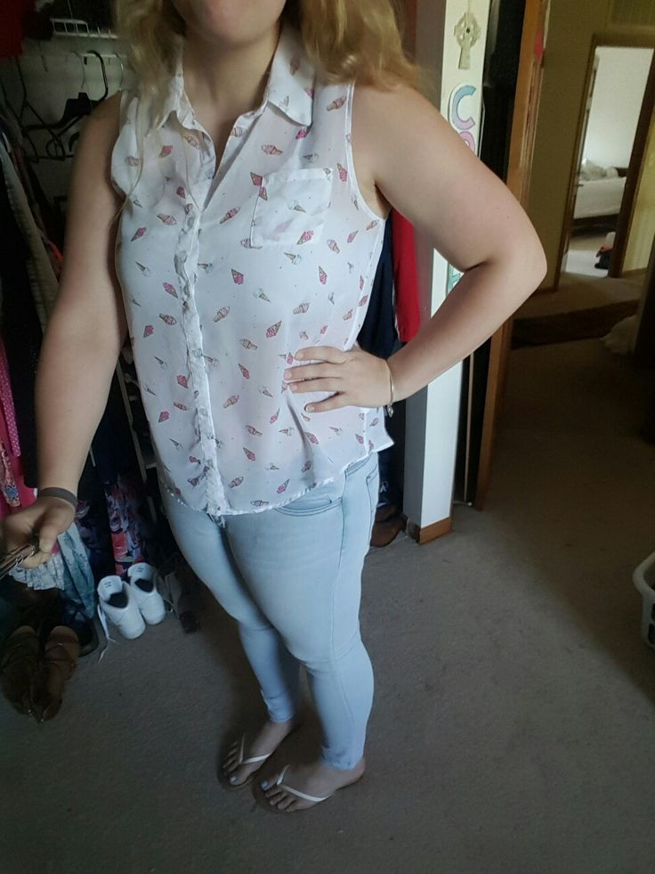 Shirt: Target Jeans: AE  Shoes: Kohls