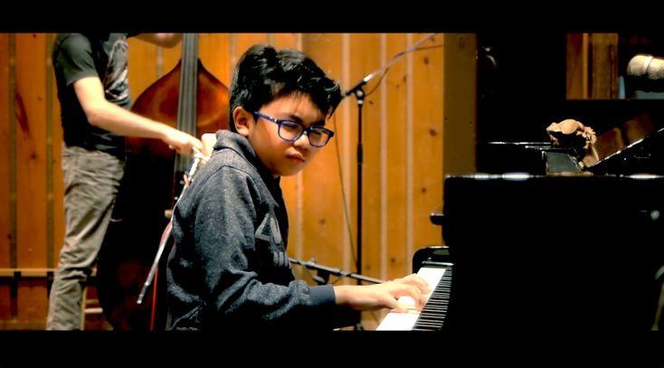 Joey Alexander - My Favorite Things (In Studio Performance) #MusicVideos