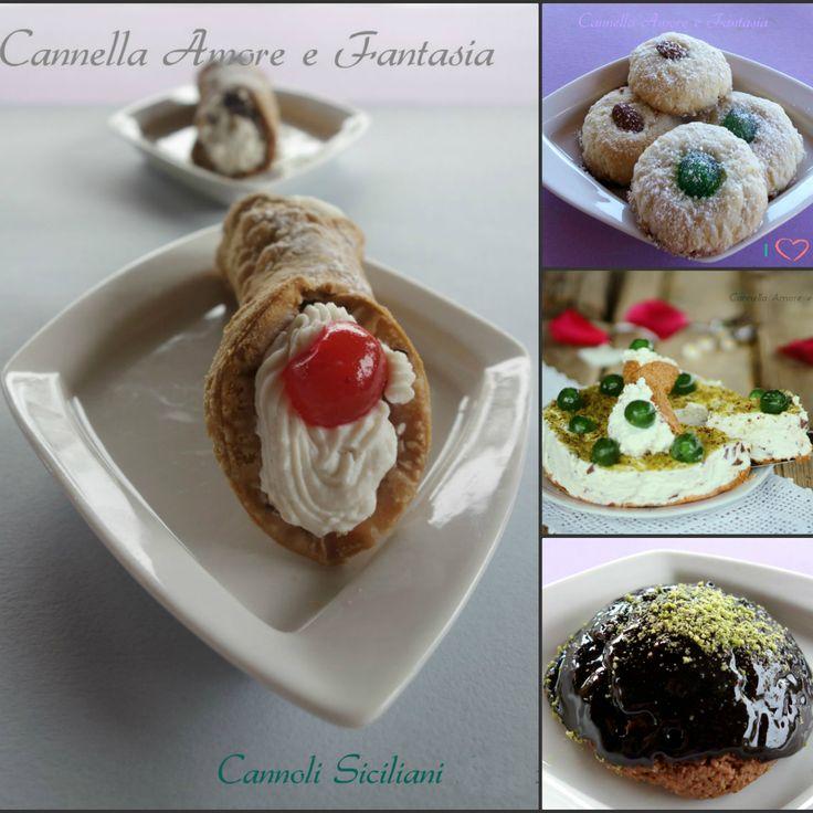 I dolci siciliani raccolta di ricette tradizionali è una raccolta delle migliori…