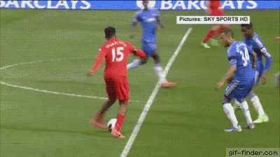 Suarez eating a Serbian | Gif Finder – Find and Share funny animated gifs