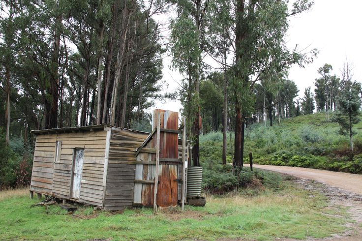 Seldom Seen Hut - Victorian High Country