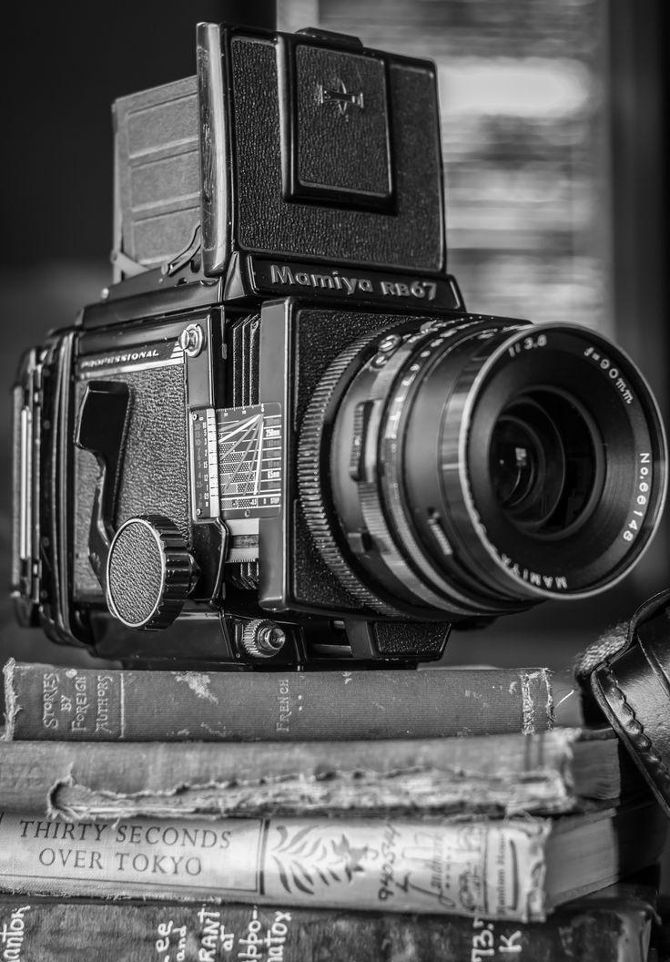 My latest camera. Mamiya rb67 pro