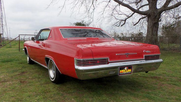1966 Chevrolet Caprice 2Door Hardtop F63 Houston 2012
