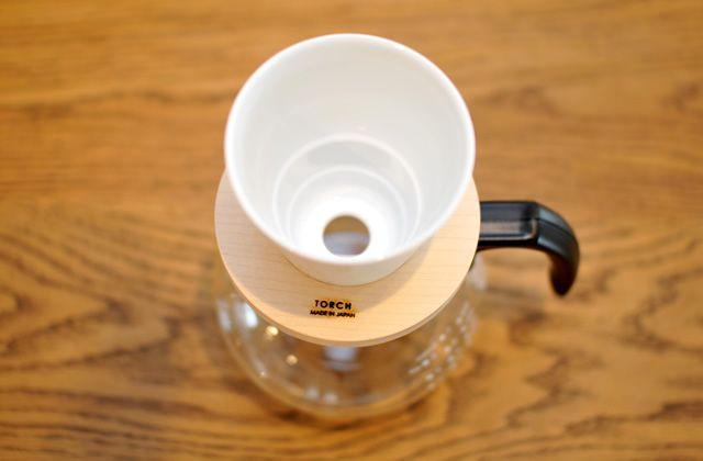 コーヒーをハンドドリップするなら ドーナツドリッパー がおすすめ オカダマ コーヒー ドリップ コピルアック