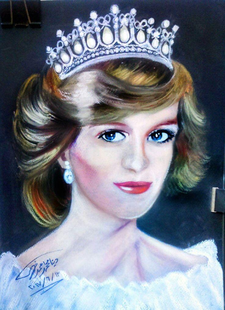 Princess Diana!