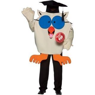 Tootsie Roll Mr. Owl Adult Costume
