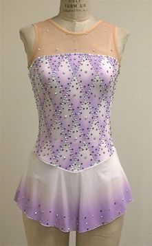 A fairly easy airbrush project that totally transforms the dress!