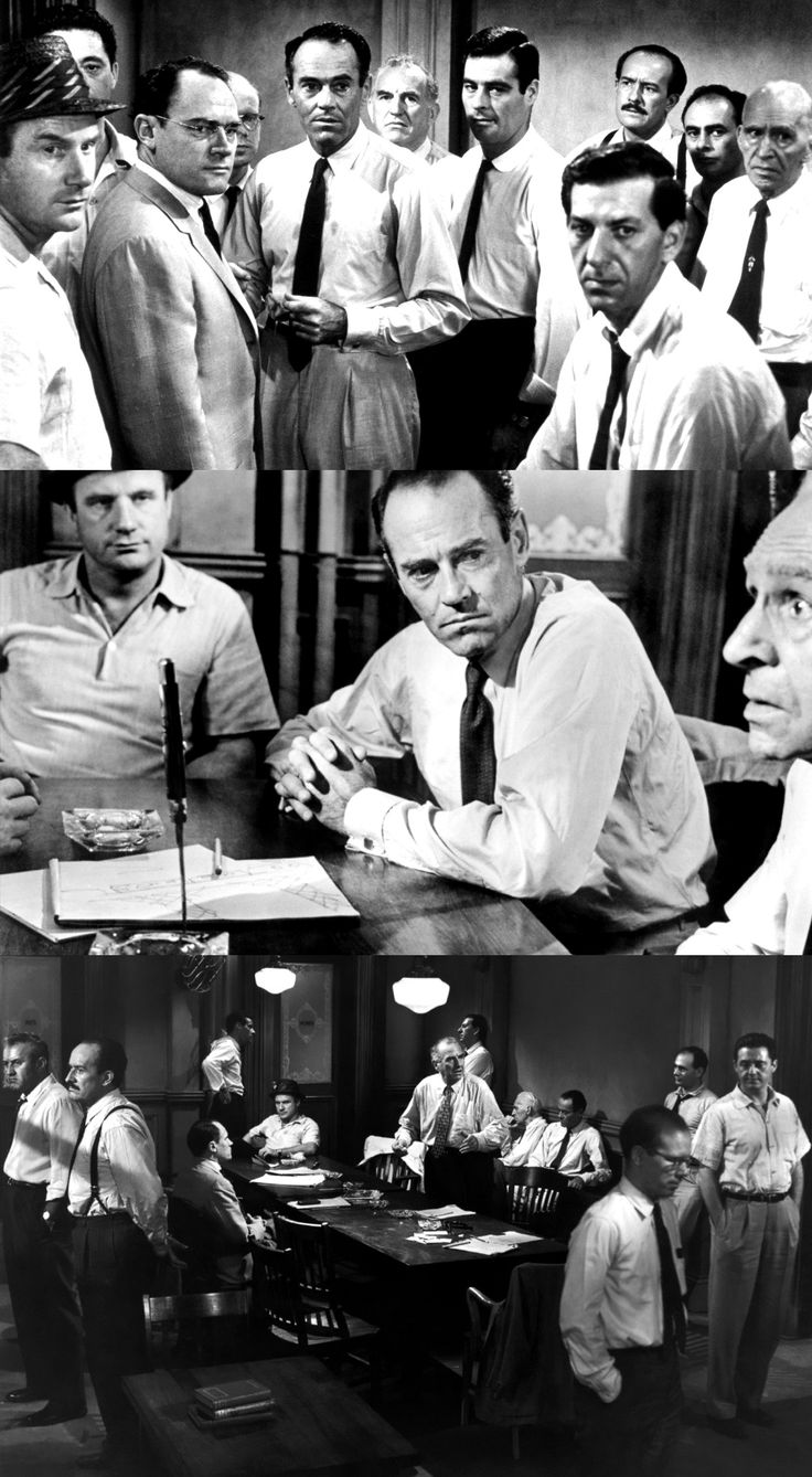 12 angry men classic movie Leadership in 12 angry men why was juror 8 juror 12 begins the movie headstrong and dead set on the fact that the party in question in prezi classic support.