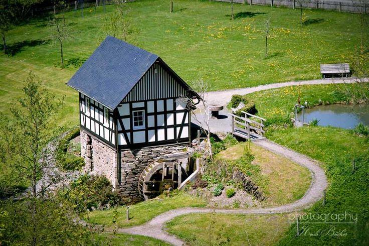Heimatmuseum Alte Mühle Latrop (Schmallenberg) Sauerland