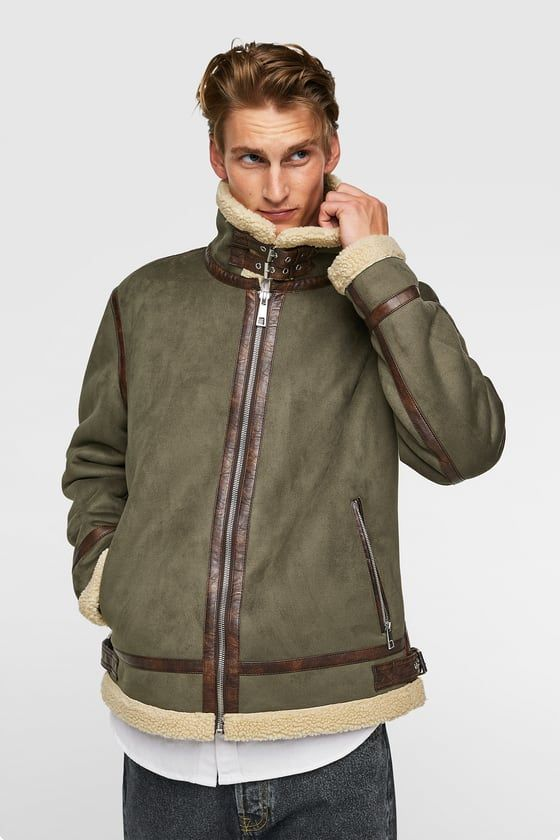 fca4aecb1f543 AVIATOR JACKET - Item available in more colors
