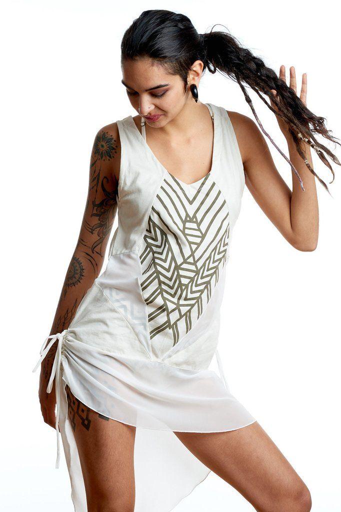 Chiffon Chaya Dress