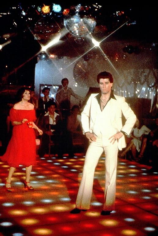Saturday Night Fever John Travolta Movie Classics