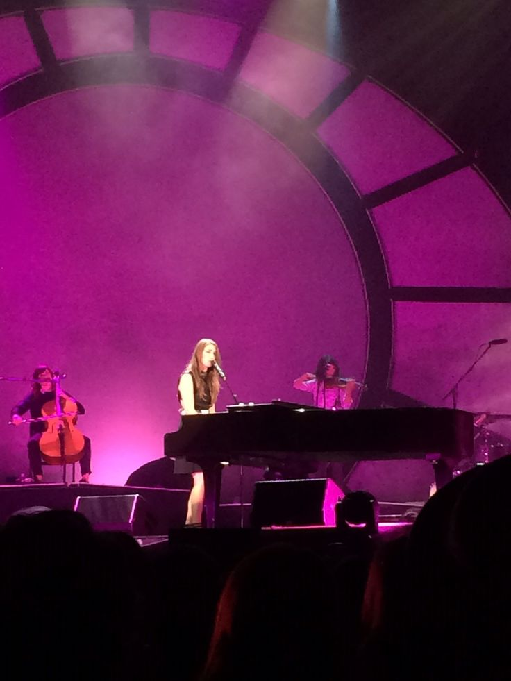 Sara Bereilles concert at Madison Square Garden July 19 2014. In a word: awesome!