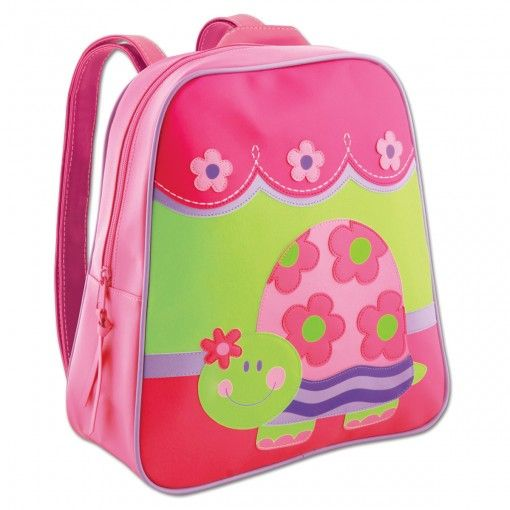 Turtle Go Go Backpack Possum Pie Stephen Joseph Arts and Crafts, Gifts and Toys, Bags and Backpacks