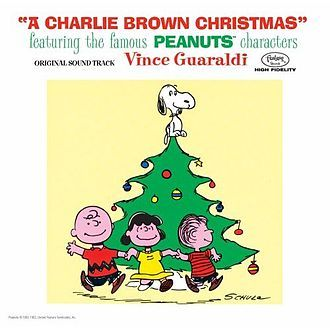 A Charlie Brown Christmas album
