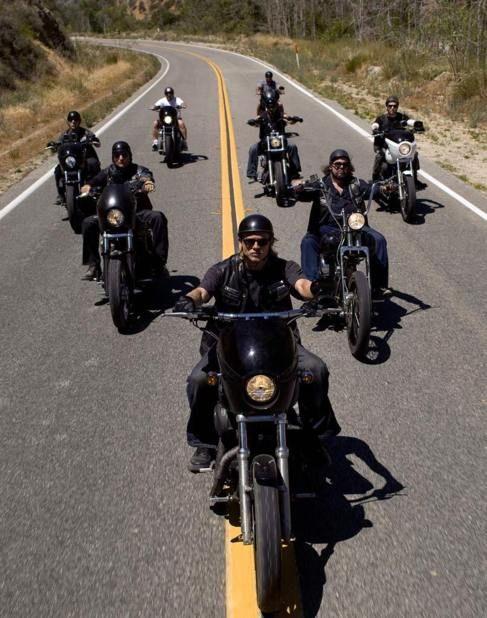 La popularidad de la serie sobre un grupo de moteros Sons of Anarchy (Hijos de la anarquía) -que en diciembre finalizó su sexta temporada con 5,17 millones de espectadores y vuelve