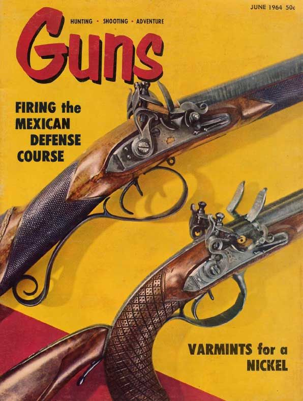 GUNS Magazine June 1964 | Classic Editions of GUNS Magazine | Click here to read this: http://www.gunsmagazine.com/1964issues/G0664.pdf