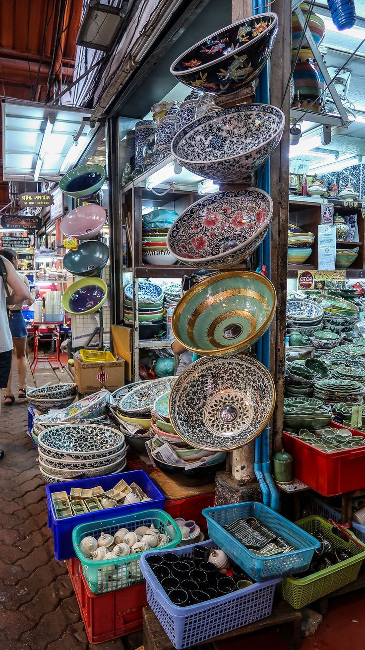 How To Survive Chatuchak Market In Bangkok Thailand