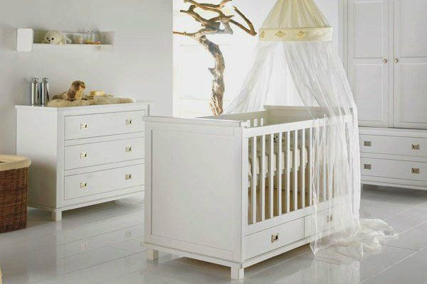 Soba za bebe devojčice