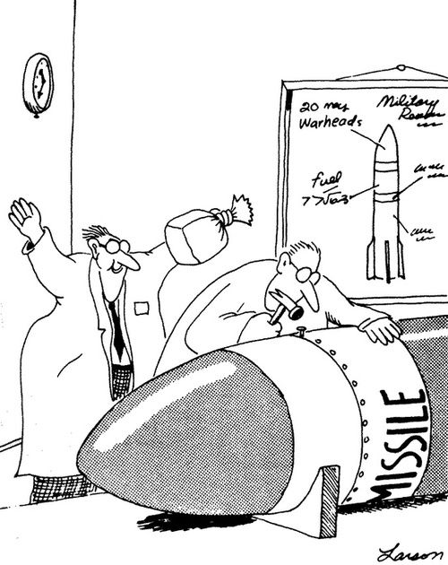 The Big Bang #GaryLarson